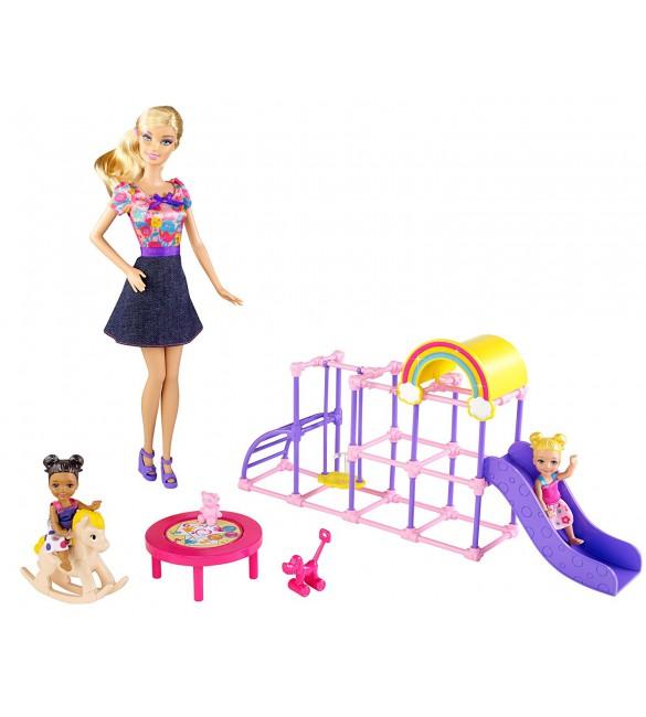 """""""Барби"""" Игровой набор """" Я могу стать воспитателем в детском саду """""""