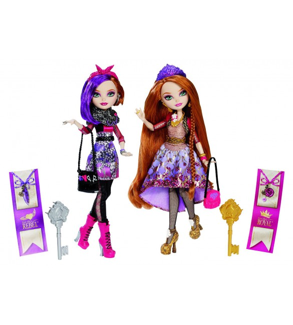 """Ever After High"" Куклы Охара Холли и Поппи - Базовые"