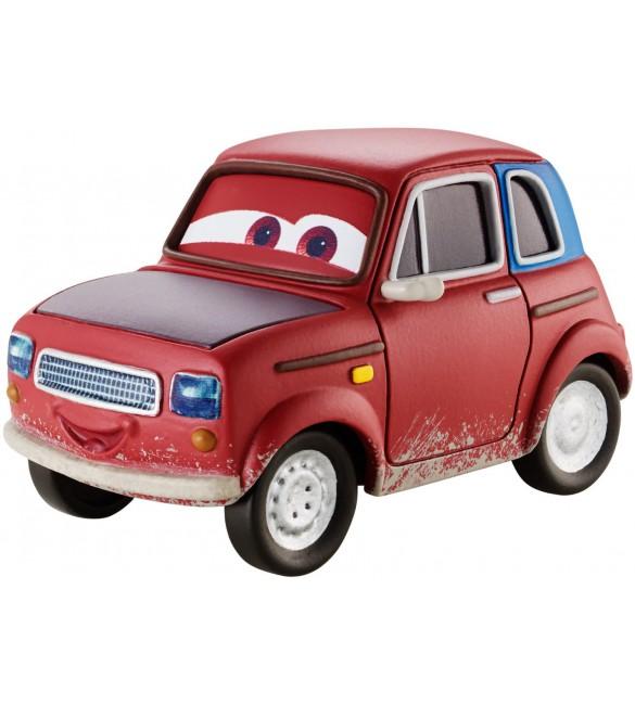 JUSTIN PARTSON CARS 2 Mattel Disney Pixar
