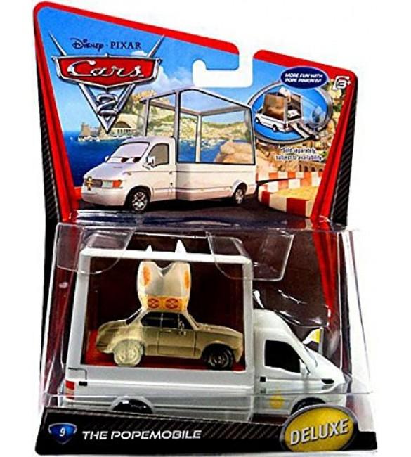 """""""Тачки 2"""" Папамобиль / The Popemobile"""