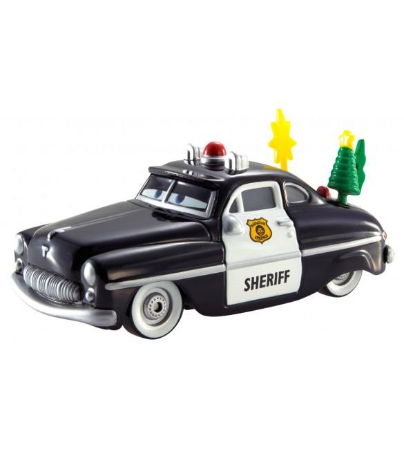 """""""Тачки"""" Шерифф в праздничном / Sheriff Holiday Spirit"""