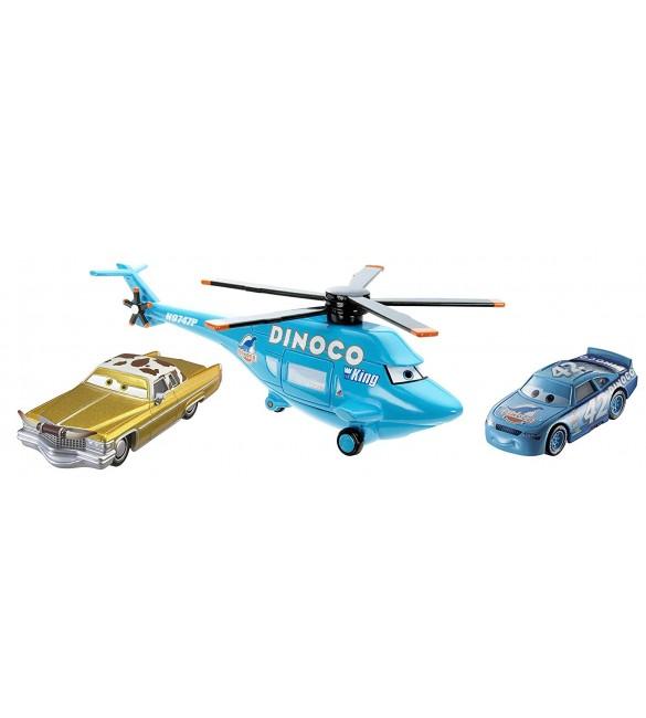 """""""Тачки 3"""" Ротор Турбоски, Кэл Везерс и Тех Диноко / Rotor Turbosky, Cal Weathers and Tex Dinoco"""