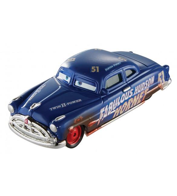 """Тачки 3"" Док Хадсон на грунтовой дороге / Dirt Track Fabulous Hudson Horne"