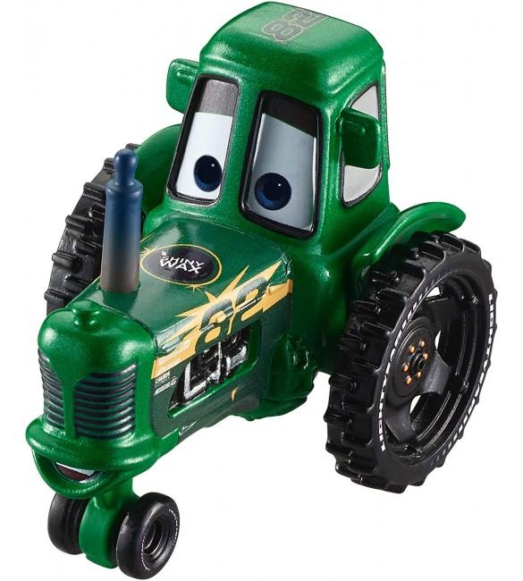 """Тачки 3"" Гоночный Трактор Шини Вакс № 82 / Shiny Wax Racing Tractor"