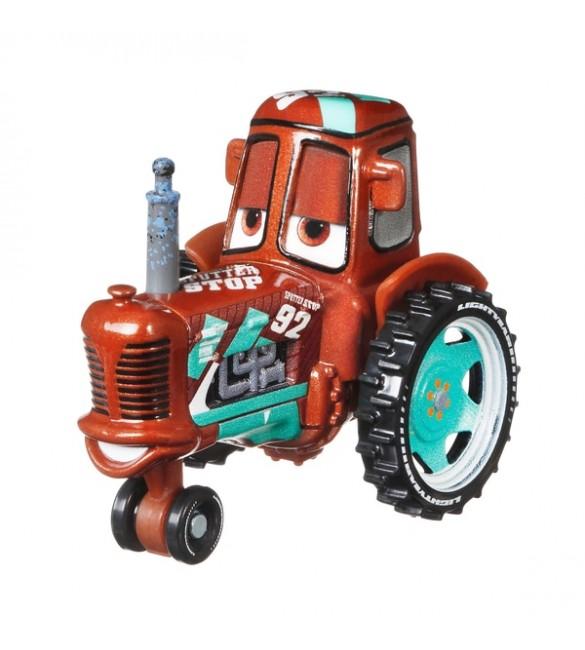 """""""Тачки 3"""" Гоночный Трактор Спуттер Стоп № 92 / Sputter Stop Racing Tractor"""