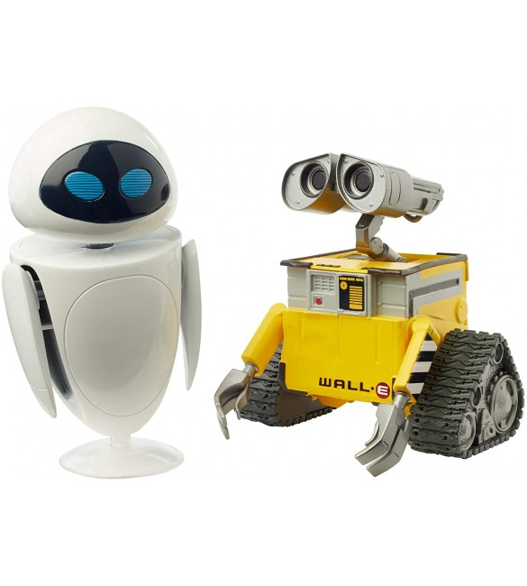 ВАЛЛИ / WALL.E - Валли и Et Eve