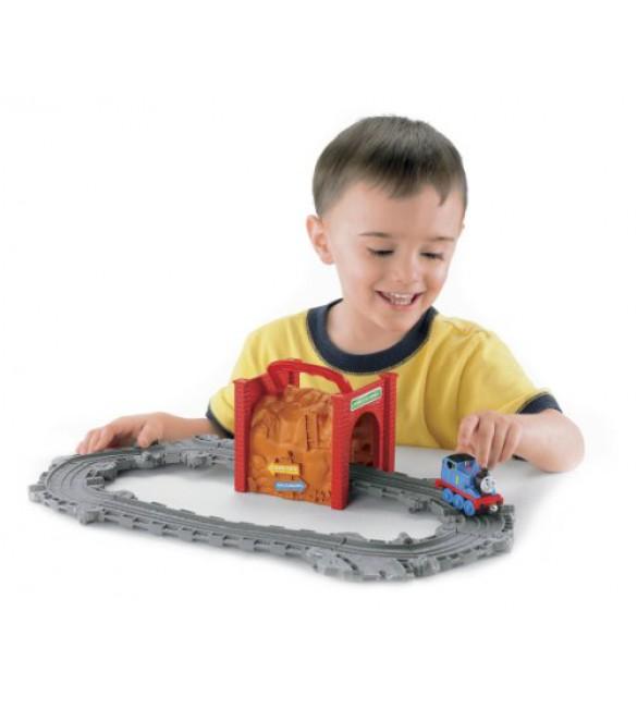 """Томас и его Друзья """"Возьми и собери"""" Кнэпфордский туннель"""