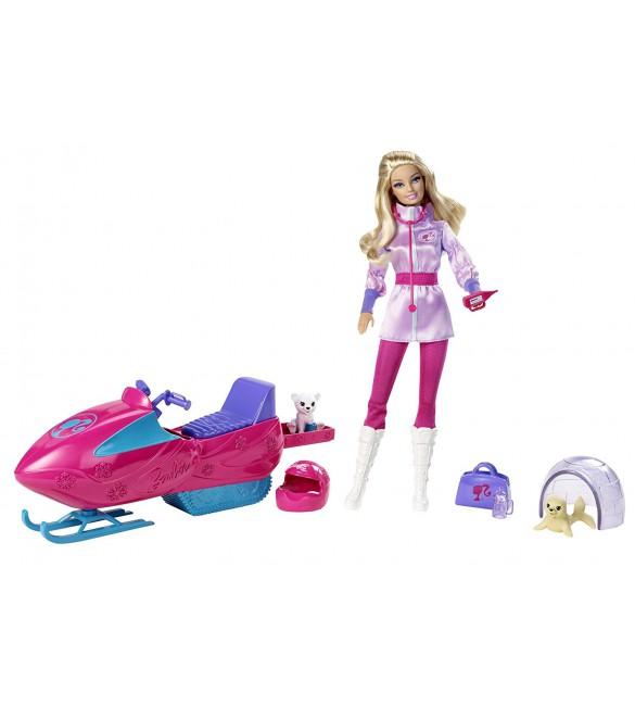 """""""Барби"""" Игровой набор """" Я могу стать спасателем """""""