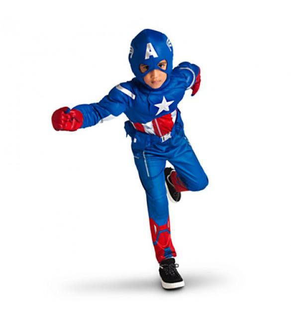 """Костюм """"Капитан Америка"""""""